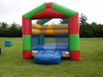 YOUNG KIDDIES BOUNCY CASTLE