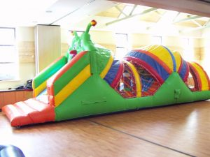 Caterpillar 30ft Inflatable