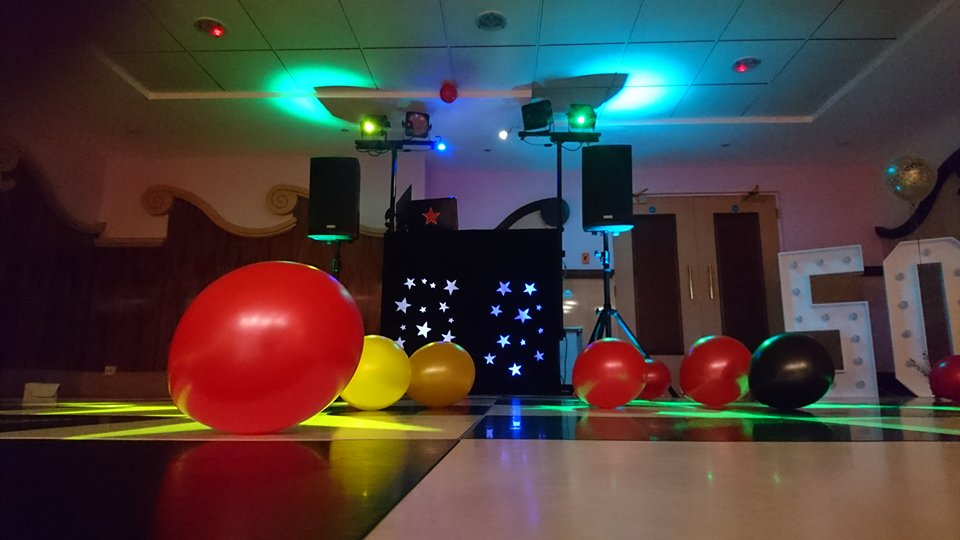 DJ HIRE/ MOBILE DISCO HIRE