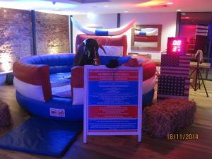 Rodeo Bull Hire Kent Bucking Bronco Hire Kent