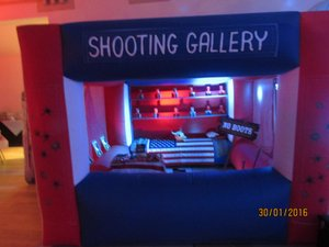 CORK SHOOTNG GALLERY