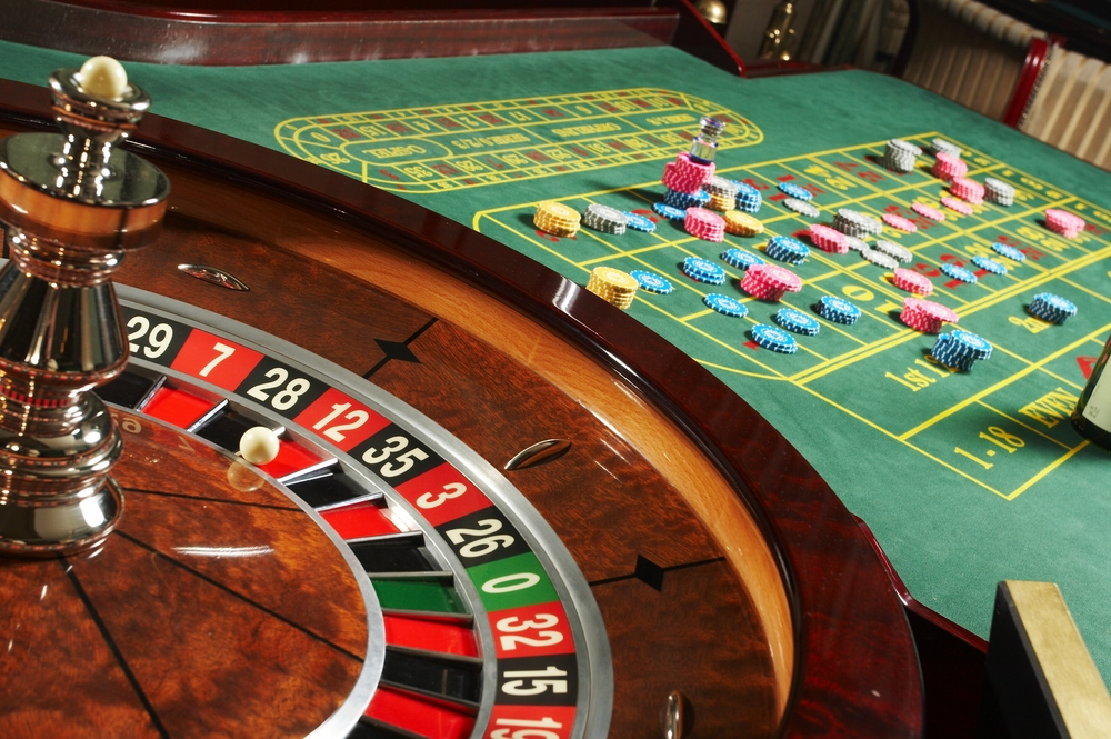 FUN CASINOS - ROULETTE